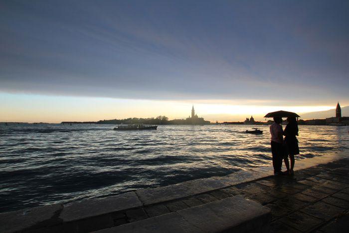 Venise lors de la 58ème Biennale